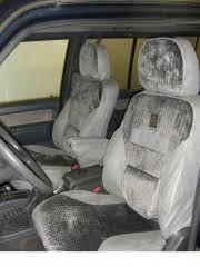 <b>Чехлы</b> на Mitsubishi Pajero (II) 5 дверный Автокомфорт ...