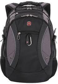 Купить <b>Рюкзак Wenger</b> 900D черный/серый <b>1015215</b> 38x5x48см ...
