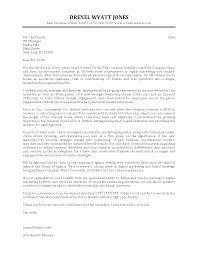 Marketing Resume Cover Letter Marketing Cover Letter Savebtsaco 8
