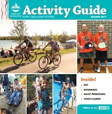 boise parks and recreation summer 2018 activity guide by boise parks recreation issuu