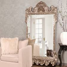 silver floor mirror. Fine Mirror Full Length Mirror To Silver Floor O