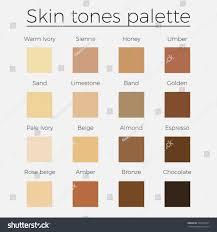 Skin Color Palette Photoshop Q House Pl