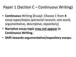 recount essay spm  recount essay spm