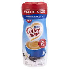 As a dietary supplement, the product can help deal with several lifestyle. Nestle Coffee Mate Powder French Vanilla Coffee Creamer 30oz Canister Creamers Syrups Meijer Grocery Pharmacy Home More