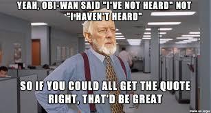 Picky Obi-Wan - Meme on Imgur via Relatably.com