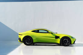 Side Profile Is Pert, Lithe: Hints Of DB10 In The New Aston Martin Vantage  Too Car Magazine