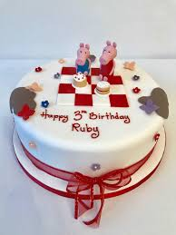 Peppa Pig Anns Designer Cakes