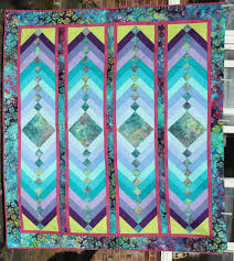 French Braid Quilt Pattern