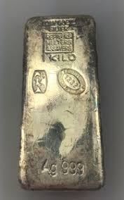 Lot-Art   1 kilogram - Silver .999 - Tony Goetz