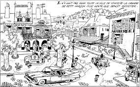 Benoit Brisefer Taxis Rouges Planche Originale Livres Et Comics