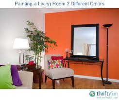 painting a room two colorsPainting Living Room Walls Different Colors Fascinating Interior