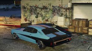 1970 Chevrolet Chevelle SS 454 [Add-On | HQ | Template] - GTA5 ...
