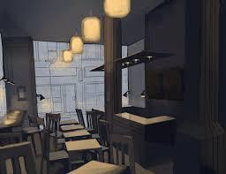 coffee shop lighting. Coffee Shop Lighting