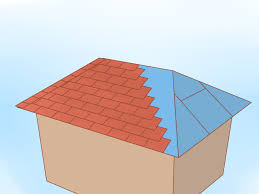 Four Sided Roof Design How To Build A Hip Roof 15 Steps With Pictures Wikihow