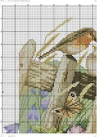 Pin by Marylou on ☆♡Aves en punto cruz♡☆ | Cross stitch landscape, Cross  stitch animals, Cross stitch bird
