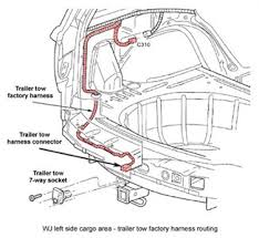 solved i need to put in a trailer hitch wire harness for fixya diagrams factory trailer tow wiring for grand cherokee wj