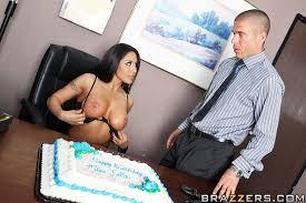 Big boobs at work 6