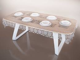 modern tablecloth style modern table cloth inspirations modern