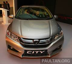new car release malaysia 2014New gen Honda City Hybrid to launch in Spring 2014