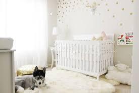 S Our Safavieh Sheepskin Rug Via Aubrey Kinch  BLOG Nursery Reveal