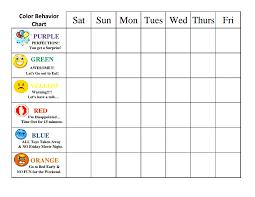 color behavior chart to reinforce good behavior by mommy go color behavior chart to reinforce good behavior by mommy go lucky