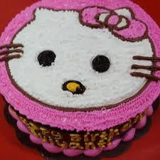 Hello Kitty Birthday Cake De East Bread Cakes Foto Di Gajah Mada