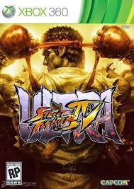 Ultra Street Fighter IV RGH Español Xbox 360 [Mega+]