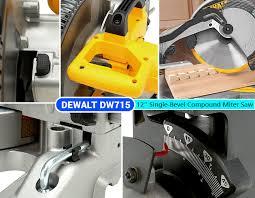 dewalt dw715. dewalt dw715 best miter saw. dewalt dw715