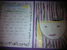 """my best friend step into nd grade i was pretty impressed how well my kiddos did i chose the topic of """"my best friend"""" because it is very personal for them and they love talking about"""