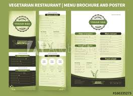 Price List Brochure Template Soothecd