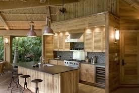 Tropical Kitchen Design Best Inspiration Design
