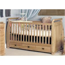 Nursery Bedroom Furniture Jayden Childrens Bedroom Furniture Oak Baby Cot Cotbed Ebay