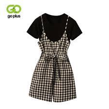 <b>GOPLUS Summer Shorts</b> Women High Waist Solid <b>Shorts</b> Spodenki ...