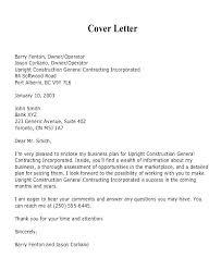 Business Opportunity Letter Sample Inntegra Co