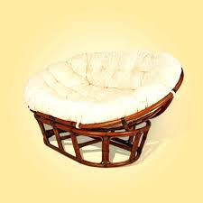 papasan chairs image of pier 1 double chair cushion home designs with regard to for