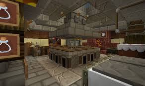 Cool Kitchen Ideas Minecraft