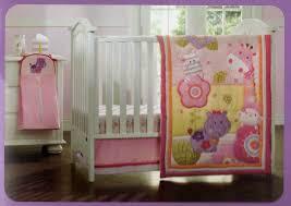 bedding sets kidsline image kidsline girly girl jungle crib set 4pc