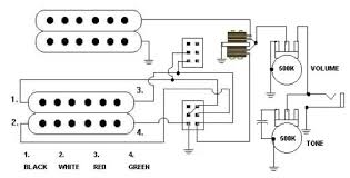 gibson wire humbucker wiring diagram wiring diagram gibson pickup wiring color code auto diagram schematic 2 humbucker 1 w 4 wires