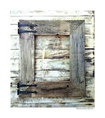 old wood picture frame ideas handmade reclaimed barn wood frame for barn wood wall decor large