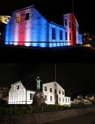 lighting scheme. New Facade Lighting Scheme For Stjórnarráðið