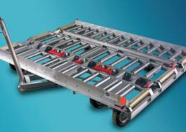 Container trolley, TK-7 container trolleys