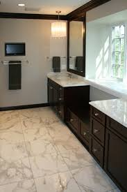 custom tile showers tile st louis heated marble bathroom floor and glazed cherry