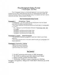 format for paragraph essay paragraph descriptive essay  sample 5 paragraph essay college examples of five paragraph essays format for 5 paragraph essay