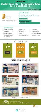 Fake Pinterest Supplier Card fakeidagency Ids On UxprwWqaUZ