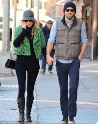 keeping close blake lively and her newlywed husband ryan reynolds were spotted walking hand