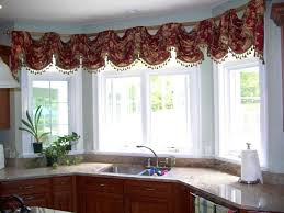Window Valance For Kitchen Best Valances For Kitchen Window The Kitchen Remodel