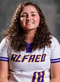 Elena Ceja - Softball - Alfred University Athletics