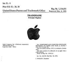 File Us Trademark Registration For Apple Computer Logo Jpg