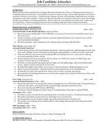Accounts Receivable Specialist Resumes Accounts Receivable Resume Samples Sample Resume For Accounts