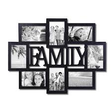 family 8 opening collage picture frame adeco pf0432